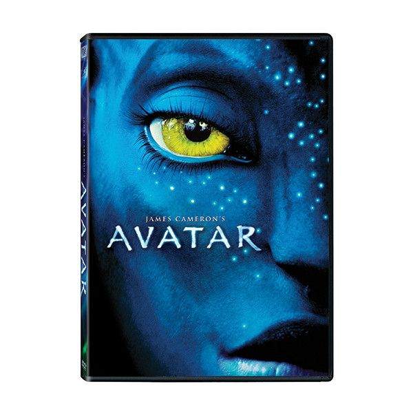 Avatar Blu-Ray & DVD coming April 22nd   Hollywood.com ❤ liked on Polyvore featuring movies, dvds, backgrounds, electronics and filmes