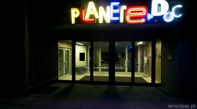#Neon #PlaneteDoc #Wroclaw