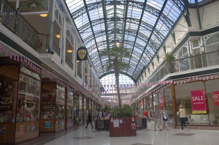 Go on a shopping spree