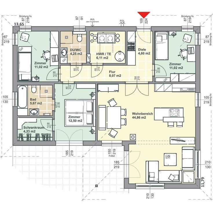 287 besten h user und grundrisse bilder auf pinterest kleine h user container h user und. Black Bedroom Furniture Sets. Home Design Ideas