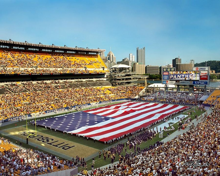 I have to watch at least one Steelers home game at Heinz Field in my lifetime! :)