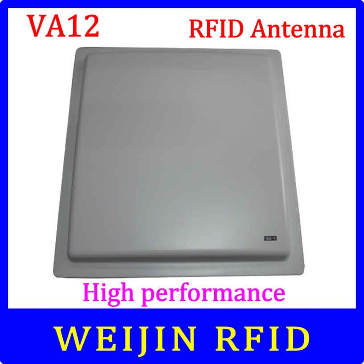 ==> [Free Shipping] Buy Best UHF RFID antenna VIKITEK VA12 902-928MHz circular polarization gain 12DBI ABS material Type N Interface super long distance Online with LOWEST Price | 32672038768