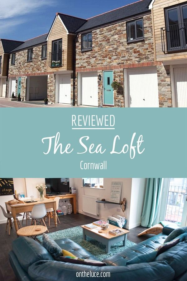 The Sea Loft in Cornwall, reviewed