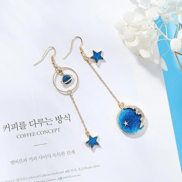 Want To Follow The Korean Fashion Trend Love What Korean Actresses And Kpop Idols Are Wearing We Create Korean Je Girls Earrings Fashion Earrings Ear Jewelry