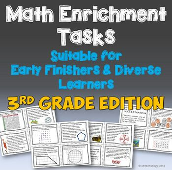 17 best ideas about math enrichment on pinterest daily 3 math daily 3 math third grade and. Black Bedroom Furniture Sets. Home Design Ideas