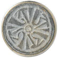 Símbolo del ohmio - La pronunciación del nombre de este símbolo tibetano es considerado como un sonido sagrado. El Ohm representa infinito.