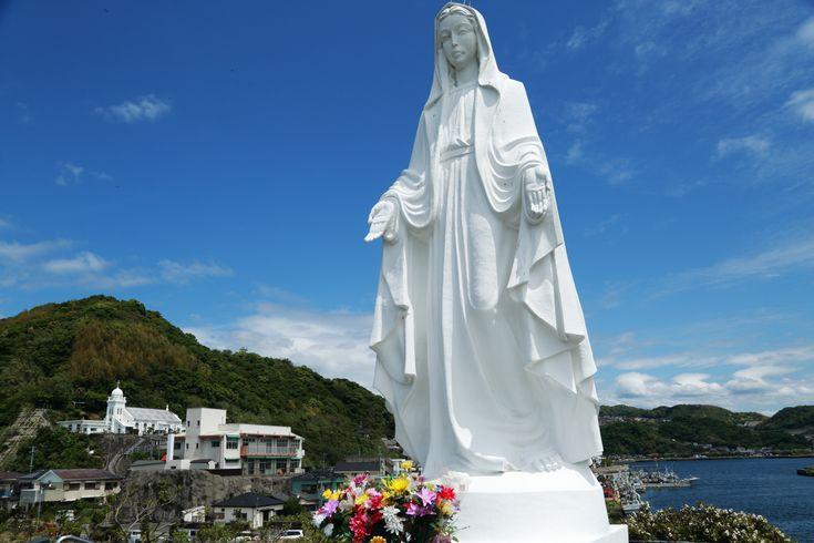 岬のマリア像   Nagasaki365 - 長崎の今を写真でお届けします。