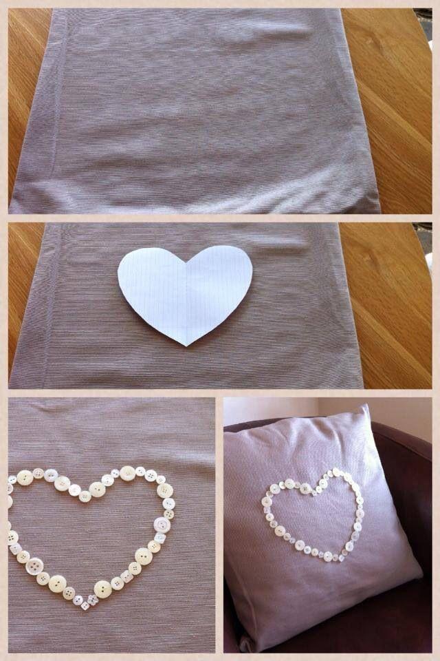 DIY cushion idea