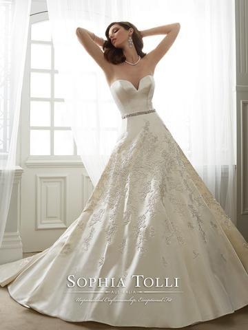 39 besten Sophia Tolli Bilder auf Pinterest | Hochzeitskleider ...