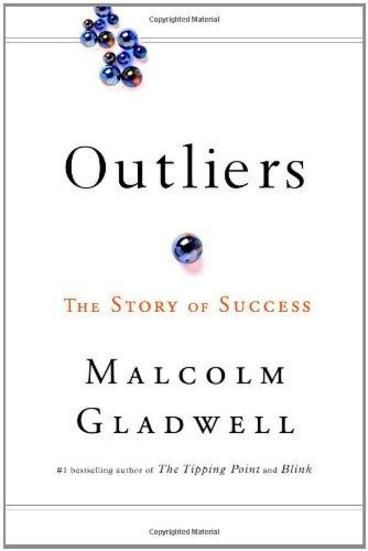 """Outliers by Malcolm Gladwell. There's a story that's usually told about extremely successful people that focuses on intelligence and ambition. Gladwell argues that the true story of success is very different, that if we want to understand how some people thrive, we should spend more time looking """"around"""" them-at such things as their family, birthplace, or even their birth date. And in revealing that hidden logic, Gladwell presents a provocative blueprint for making the most of human…"""
