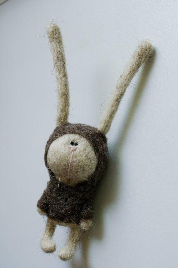 Baked milk hare by tutseetoy on Etsy, $47.00