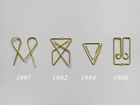 Classic Brass Paperclips