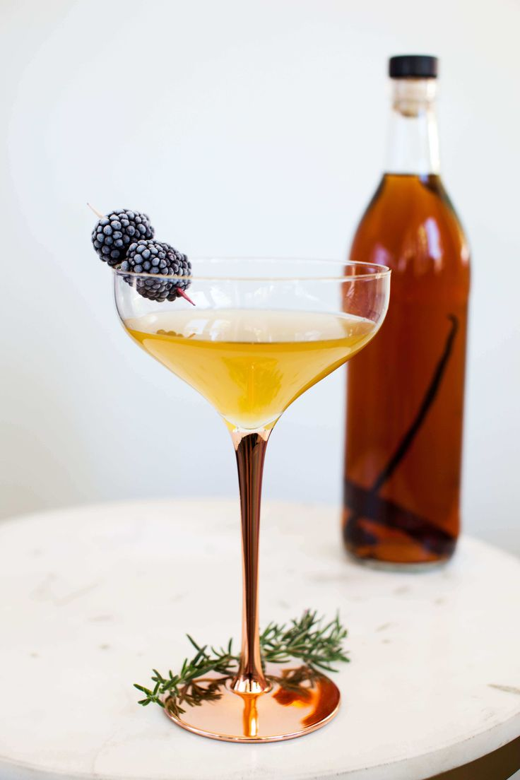 A sparkling, spiced rum cocktail for your holiday party is sure to be a hit! Try the delicious recipe for the Sparkle and Spice, an infused rum cocktail.