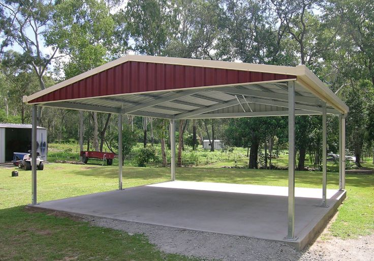 how to build a carport plans