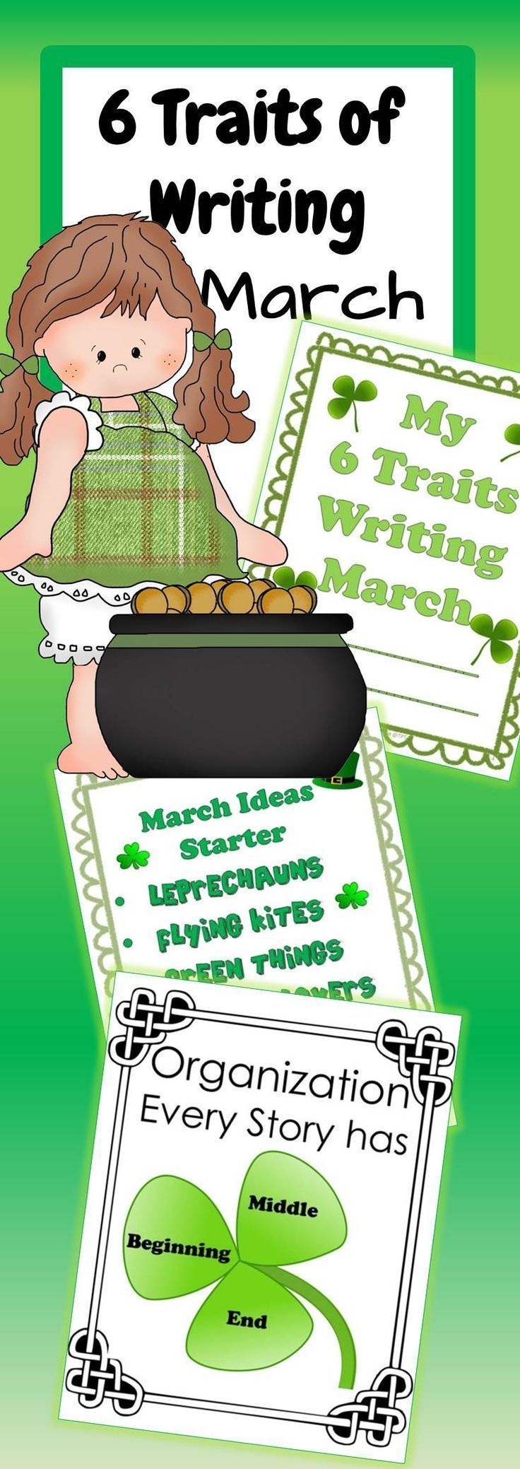 61 writing traits activities Extension activities for showing and each of the writing traits--idea development included--can be broken down into multiple smaller writing skills that--when.