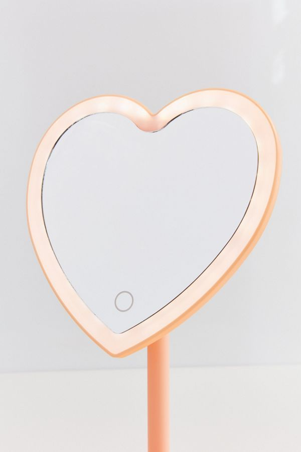 Urban Outfitters Heartbeat Makeup Vanity Mirror in 2019