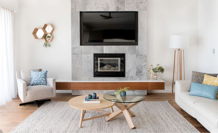 A Contemporary West Coast Abode   ColourCube Interiors