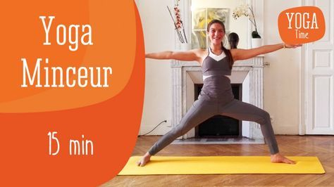 Si le yoga seul ne fait pas maigrir, associé à une alimentation équilibrée et à la pratique d'une activité physique régulière, il peut vous aider à renforcer l'ensemble des muscles de votre corps. Delphine Bourdet , professeur de yoga, vous propose 15 minutes de postures ciblées pour affiner votre silhouette en douceur. A pratiquer régulièrement !