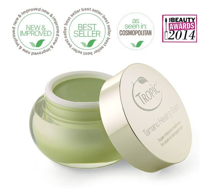 Tumanu healing balm. Helps reduce the appearance of scars and stretch marks, helps to heal skin conditions such as eczema, can be used on cuts, bruises and insect bites