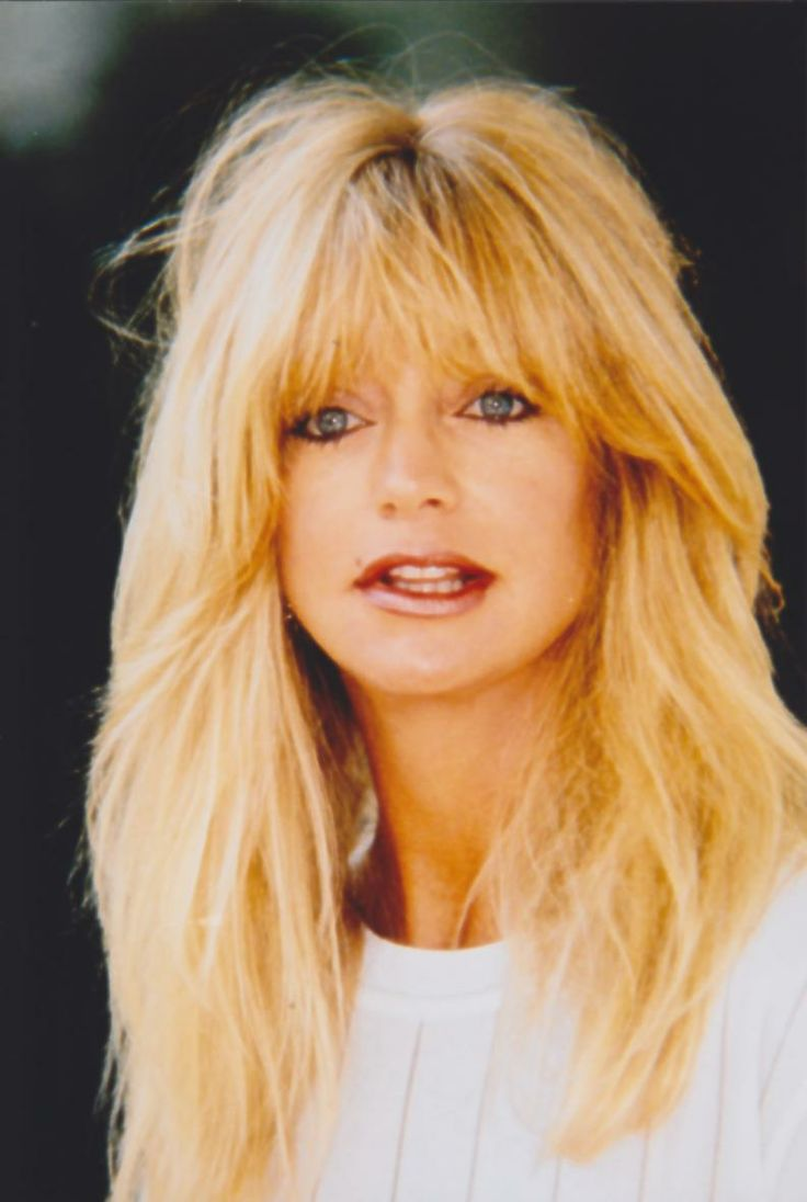 GOLDIE HAWN                                                                                                                                                                                 More