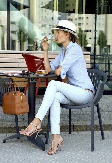 More looks by More Style Than Fashion  .: http://lb.nu/morestyle  #preppy #hat