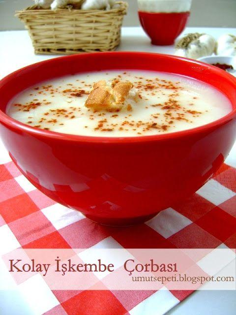 Kolay İşkembe Çorbası | Umut Sepeti - Nefis Yemek Tarifleri