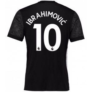 Manchester United Zlatan Ibrahimovic 10 Vieraspaita 17-18