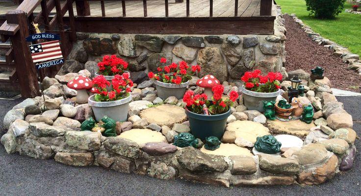 Front garden area.