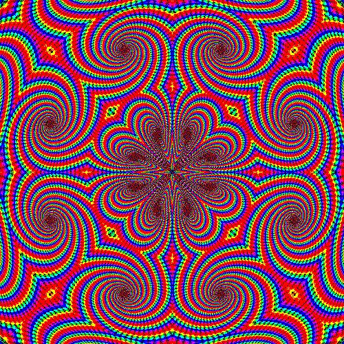 Trippy Psychedelic GIFS - Gallery