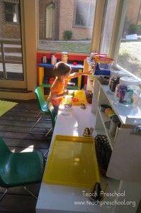 The Outdoor Classroom by Teach Preschool