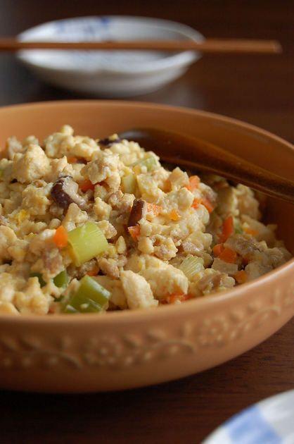我が家の定番♪炒り豆腐 by たうんびー [クックパッド] 簡単おいしいみんなのレシピが227万品