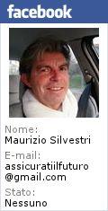 Assicurati il futuro: <!-- Facebook Badge START -->Maurizio Silvestri  C...
