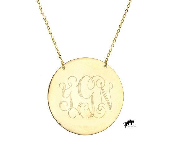 Hey, I found this really awesome Etsy listing at https://www.etsy.com/listing/128127383/monogram-necklace-personalize-gold