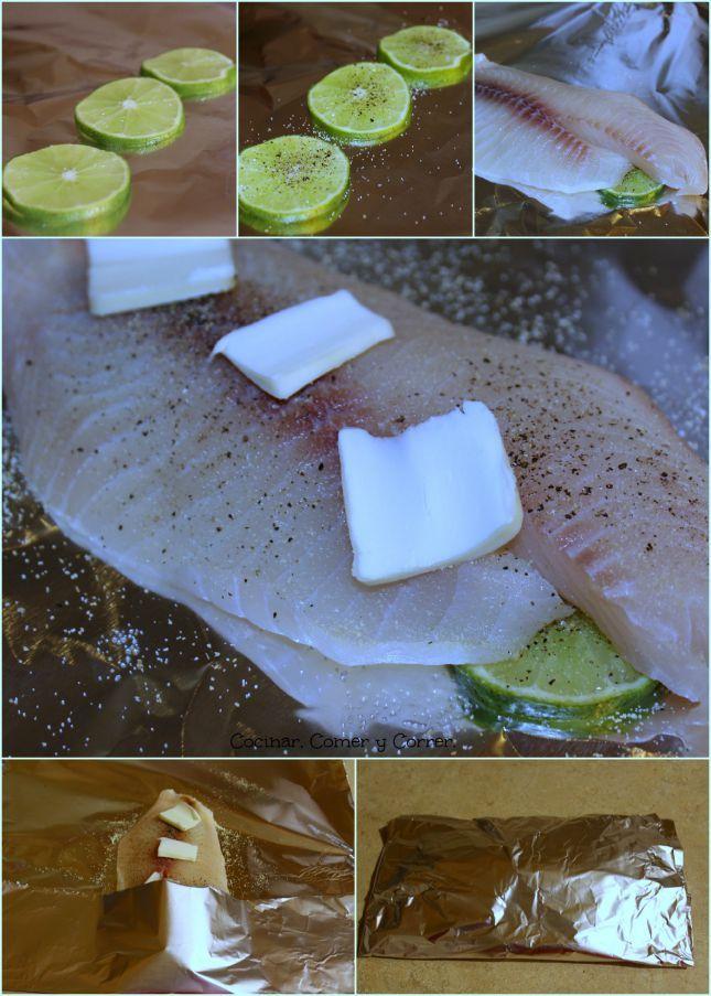 Cocinar, Comer y Correr.: Filete de Tilapia a la Plancha.