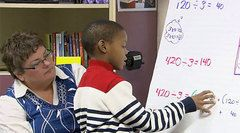 """student participation: talk moves (adding on, repeating, revising, """"I agree"""" signal, I wonder...)"""