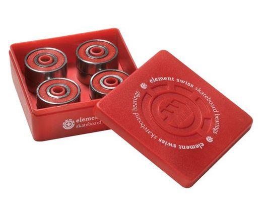 Element Swiss Skateboard Bearings