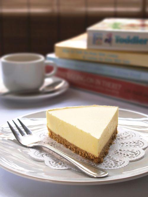 lemon cheesecake non-baked