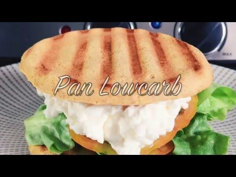 (3246) RECETA FITNESS/ Pan lowcarb - YouTube