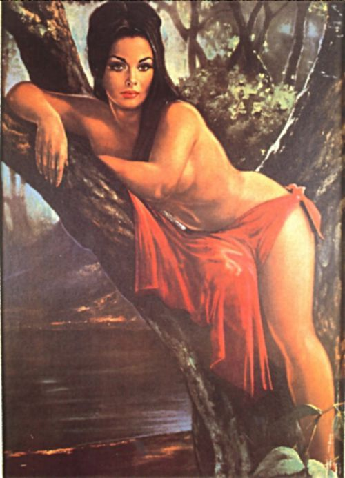 Woodland Goddess, J.H. Lynch sold in Boots, 1964