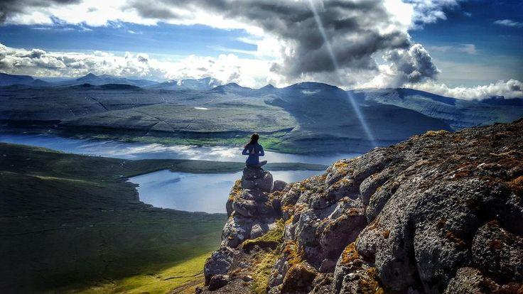 OMbiance Yoga & Photography Retreat in Faroe Islands | hiking | yoga retreat | holiday | adventure travel