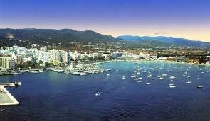 Ibiza San Antonio bay