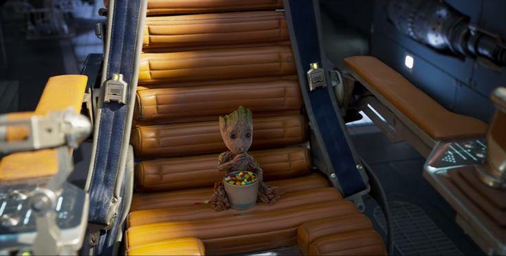 I Am Groot. #Marvel. Agents of SHIELD - Comics - Pop - Discovery - History - MarvelComics - Spiderman - xmen - Daredevil - IronMan - Hulk - Thor - Jessica Jones - Marvel Studios - Netflix - UCM - The Defenders - Disney - Agent Carter - Legion- deadpool- Doctor Strange - Marvel.
