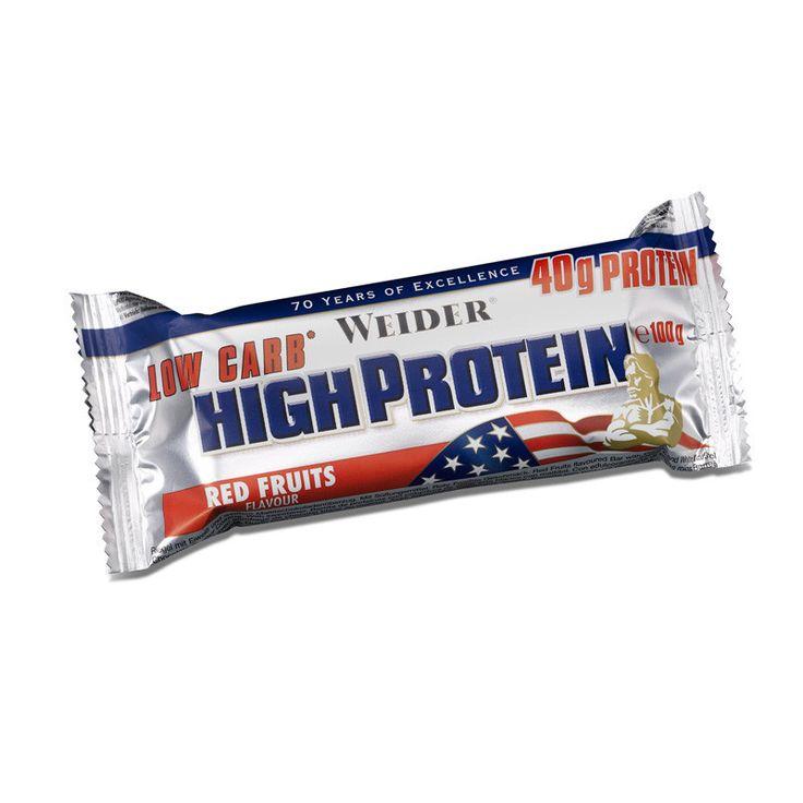 Weider Global Nutrition Global Line 40% High Protein Bar 50 g | Ljekarnik.hr
