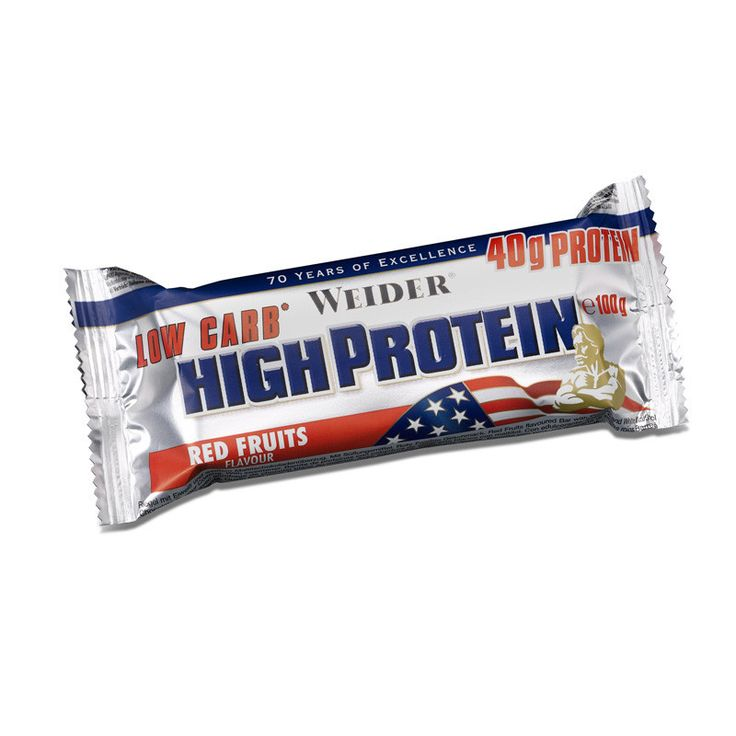 Weider Global Nutrition Global Line 40% High Protein Bar 50 g | Ljekarnik.hr