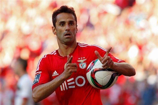Jonas Pistoleiro Benfica