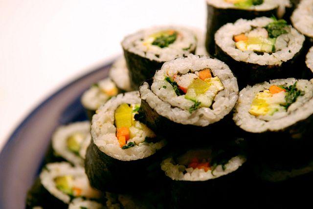 Kimbab - Yum