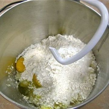 Homemade Potato Gnocchi Dough