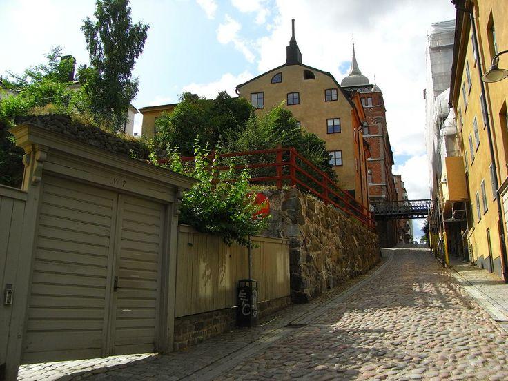 Bastugatan, Södermalm, Stockholm.