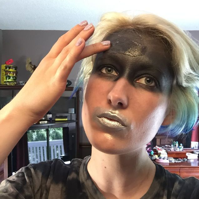 Too Much, Girl: Ridiculous Mad Max Makeup You Can Only Wear in Private