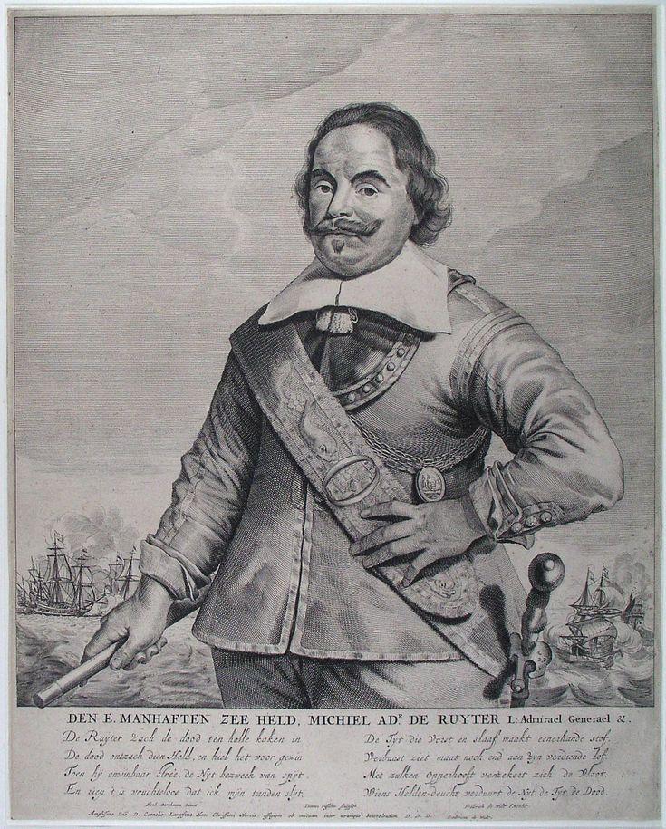 In 1672 kwam de 3e Engels-Nederlandse zeeoorlog. omdat ook Frankrijk en Duitsland aanvielen werd dat al snel het rampjaar. De tegenstand was heel groot, maar De Ruyter nam toch initiatief.